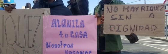 COVID-19 | Piden medidas para las personas de los asentamientos chabolistas de Huelva