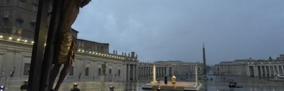 COVID-19 | Vídeo de la oración y homilía completa del papa Francisco por la pandemia