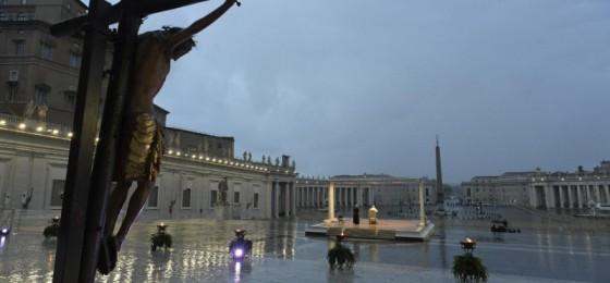 COVID-19   Vídeo de la oración y homilía completa del papa Francisco por la pandemia