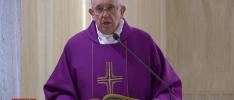"""Papa Francisco: """"Buscar a Jesús en el pobre"""""""