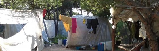 COVID-19 | Cáritas denuncia el desamparo de 12.000 personas en asentamientos chabolistas