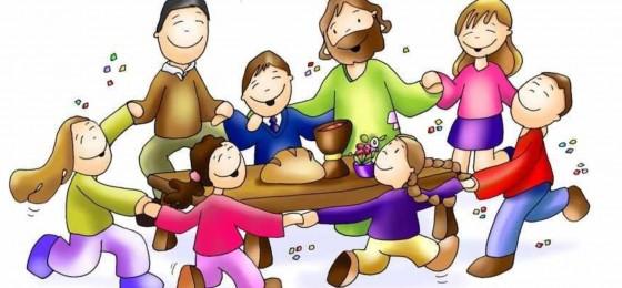 Jueves Santo. Día del amor fraterno #SemanaSanta2020