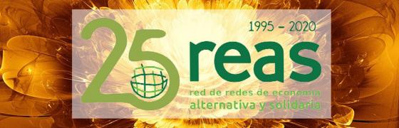 25 aniversario de la Red de Economía Alternativa y Solidaria
