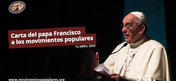 """Papa Francisco: """"Es el momento de un salario universal para los trabajadores más humildes y sin derechos"""""""