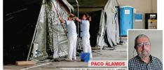 """Paco Alamos: """"Es un pentecostés civil, pero la precariedad se agudiza"""""""