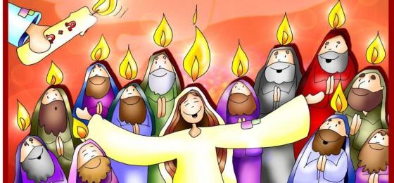 Pentecostés (Día de la Acción Católica) 31 de mayo de 2020