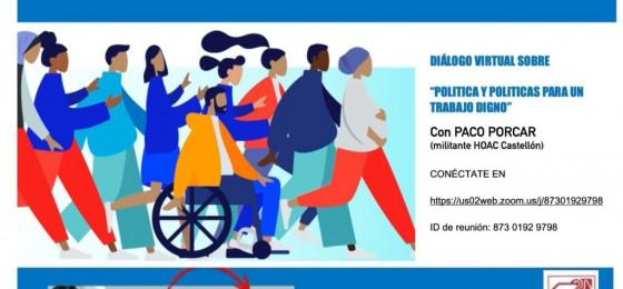 Valencia | Celebración del Día de la HOAC 2020