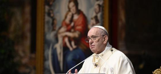"""El papa Francisco pide hacerse cargo """"de los que no tienen trabajo"""""""