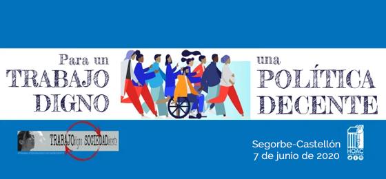 Segorbe-Castellón | Una propuesta multidisciplinar para celebrar el Día de la HOAC