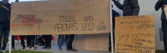 Huelva   Asociación de Derechos Humanos reclama una solución habitacional para los asentamientos