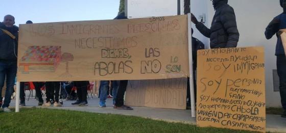 Huelva | Asociación de Derechos Humanos reclama una solución habitacional para los asentamientos