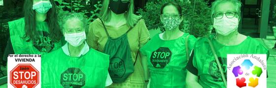 Jaén | Denuncian práctica abusiva de Endesa en un desahucio paralizado
