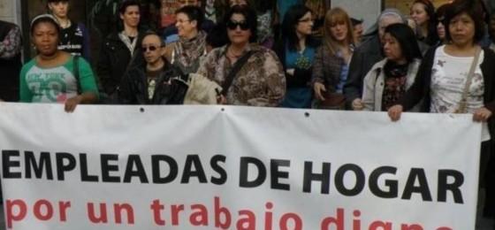 Salamanca | Criterios mínimos económicos y laborales de las empleadas del hogar
