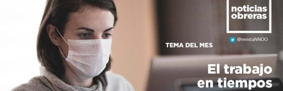 El trabajo en tiempos de pandemia