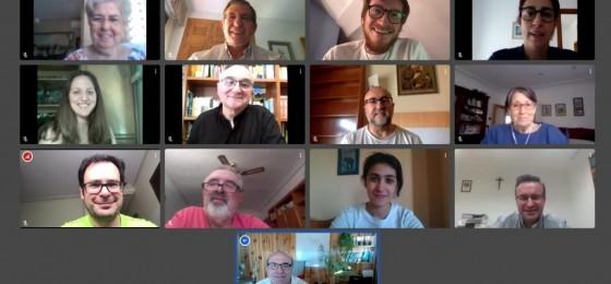 Reunión del Consejo de Acción Católica Española