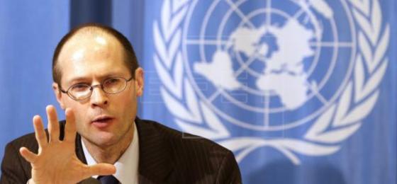 """Relator de Naciones Unidas sobre España: """"Los poderes han fallado a las personas pobres"""""""