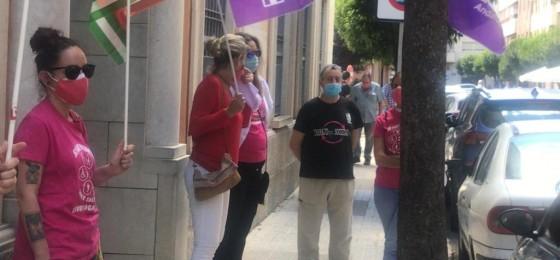 Jaén | La HOAC apoya las reivindicaciones del Personal Técnico de Integración Social (PTIS) e Intérpretes de Lengua de Signos Española (ILSE)