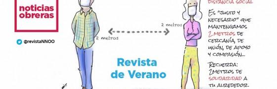 Noticias Obreras   #RevistaVerano2020