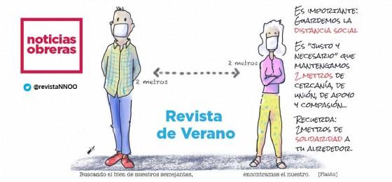 Noticias Obreras | #RevistaVerano2020