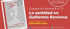 La santidad en Guillermo Rovirosa