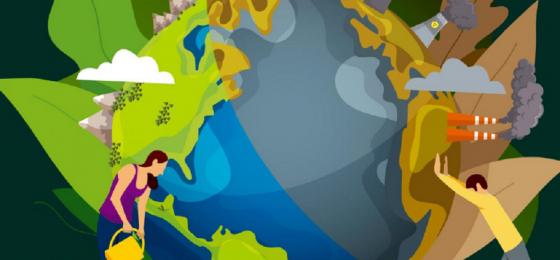 """Organizaciones sindicales, ecologistas y sociales reclaman """"un modelo laboral más justo y sostenible"""" #25SClimaytrabajo"""