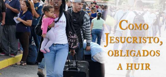 Jornada Mundial del Migrante y del Refugiado: No es tiempo de olvidos