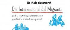 MMTC | ¿Cuál es nuestra responsabilidad humana y cristiana en la vida de un migrante?