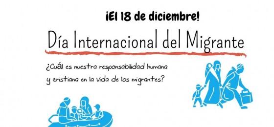 MMTC   ¿Cuál es nuestra responsabilidad humana y cristiana en la vida de un migrante?