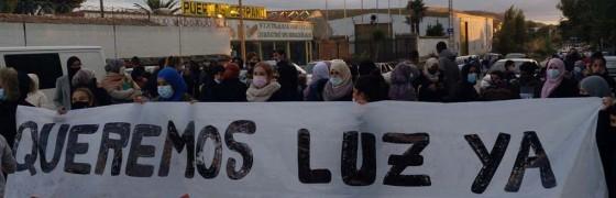 HOAC Madrid | Por el respeto a los derechos de la población de La Cañada Real