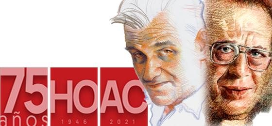Especial recuerdo de Rovirosa y Malagón dentro del 75º aniversario de la HOAC