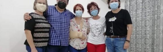 Nuevo equipo de militantes en Canarias