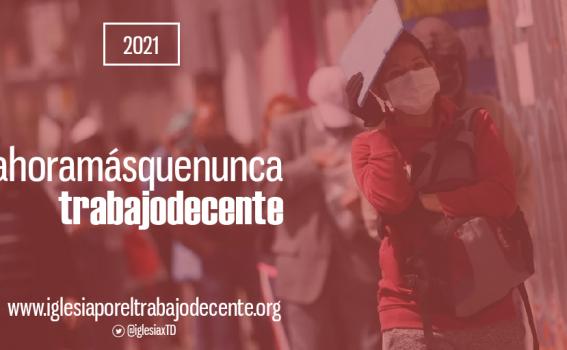 #1M2021 | Manifiesto ITD ¡Ahora más que nunca: trabajo decente!