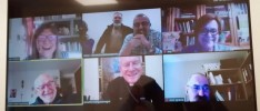 Jaén | El obispo se reúne con la Comisión Diocesana y la Comisión Permanente de la HOAC