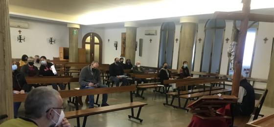 Cuaresma con los trabajadores de la periferia en Jaén