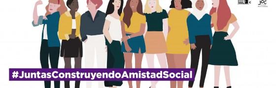 #8M2021 | La HOAC y la JOC, en el día de la mujer trabajadora