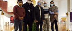Incorporación de militantes en Ávila