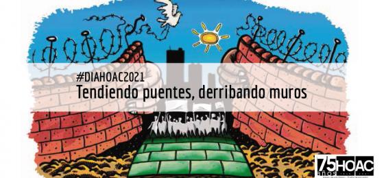 Madrid | Encuentro virtual del Día de la HOAC en su 75 aniversario