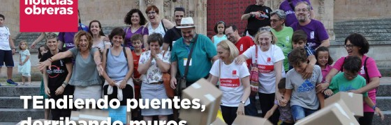 Noticias Obreras | Tendiendo puentes, derribando muros