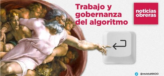 Noticias Obreras | Trabajo y gobernanza del algoritmo