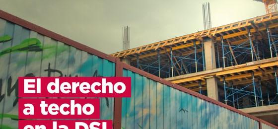 Noticias Obreras | El derecho a techo en la DSI