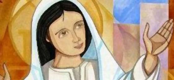 Asunción de la Virgen • 15 agosto 2020