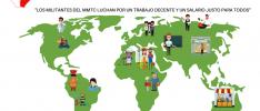 #7OCT21   Mensaje del Movimiento Mundial de Trabajadores Cristianos para la Jornada Mundial por el Trabajo Decente