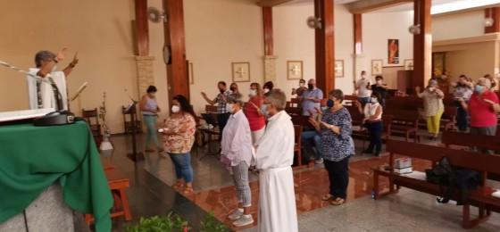 Canarias | Eucaristía de envío y acción de gracias