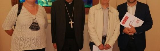 El arzobispo Omella recibe a la Comisión Diocesana de la GOAC de Barcelona-Sant Feliu