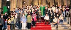 Emotiva celebración del 75 aniversario de la HOAC de Barcelona