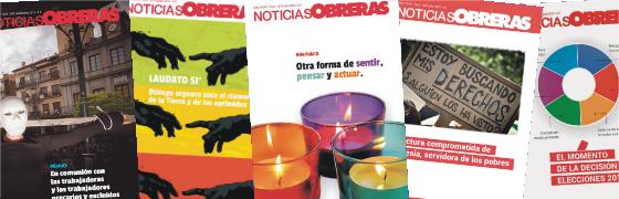 Noticias Obreras